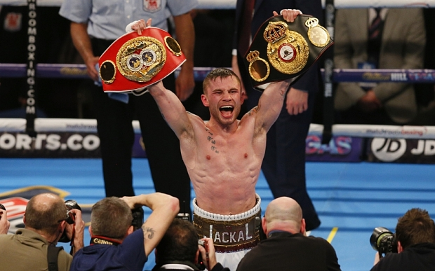 Carl Frampton - Fighter of the Year 2016